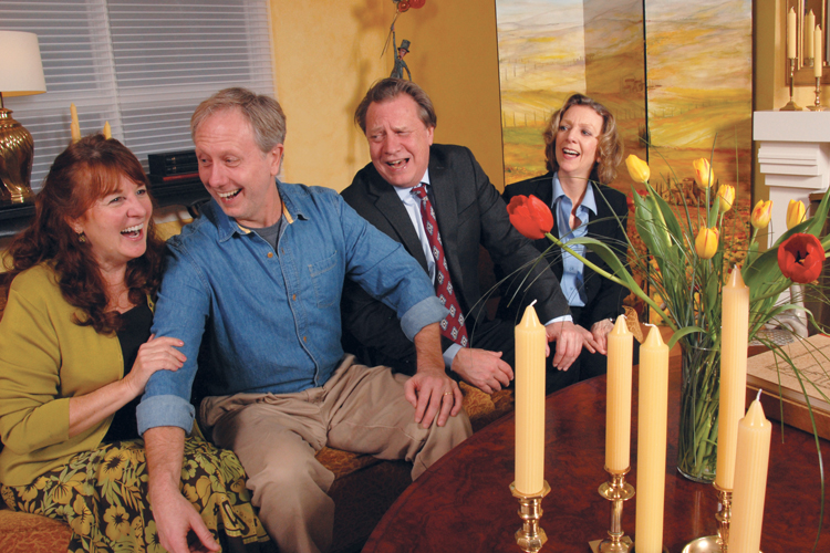 God of Carnage at Lakewood Theatre Company, Lake Oswego, Oregon