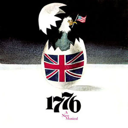 1776 at Lakewood Theatre Company, Lake Oswego, Oregon