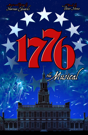 2-The musical 1776 at Lakewood Theatre Company