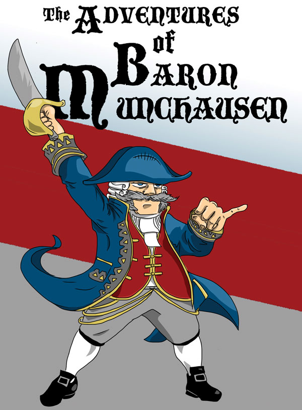 Adventures of Baron Munchausen at Lakewood Theatre Company January 25, 2015 at 2 PM