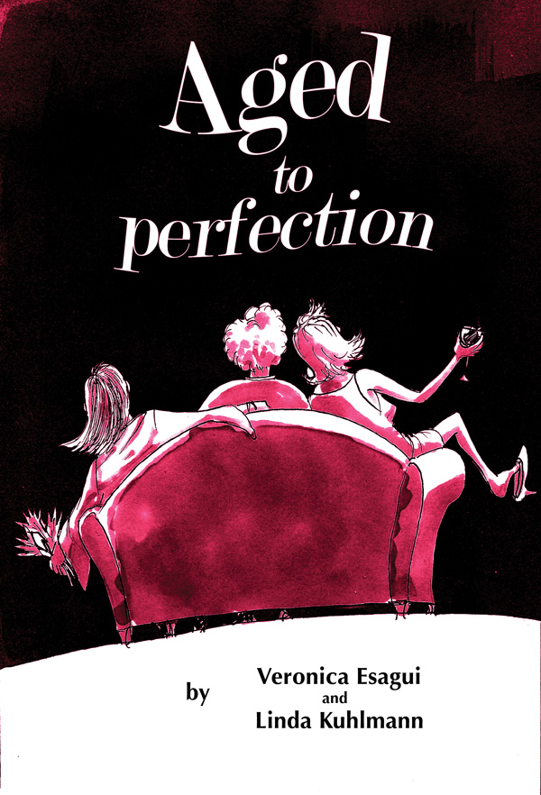 Aged to Perfection at Lakewood Theatre Company, Jan 25, 2014