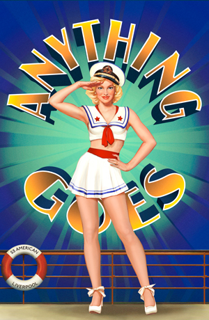 Anything Goes at Lakewood Theatre Company, Sept 11 - Oct 18, 2015