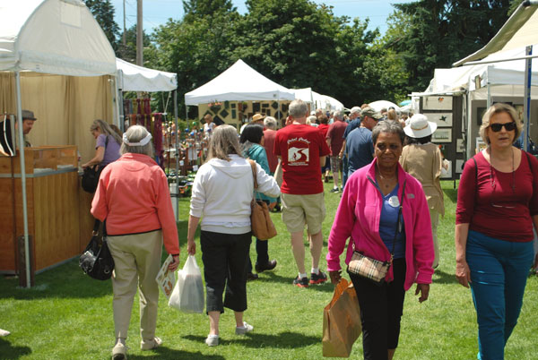 2014 Art in the Park, Lake Oswego Festival of the Arts