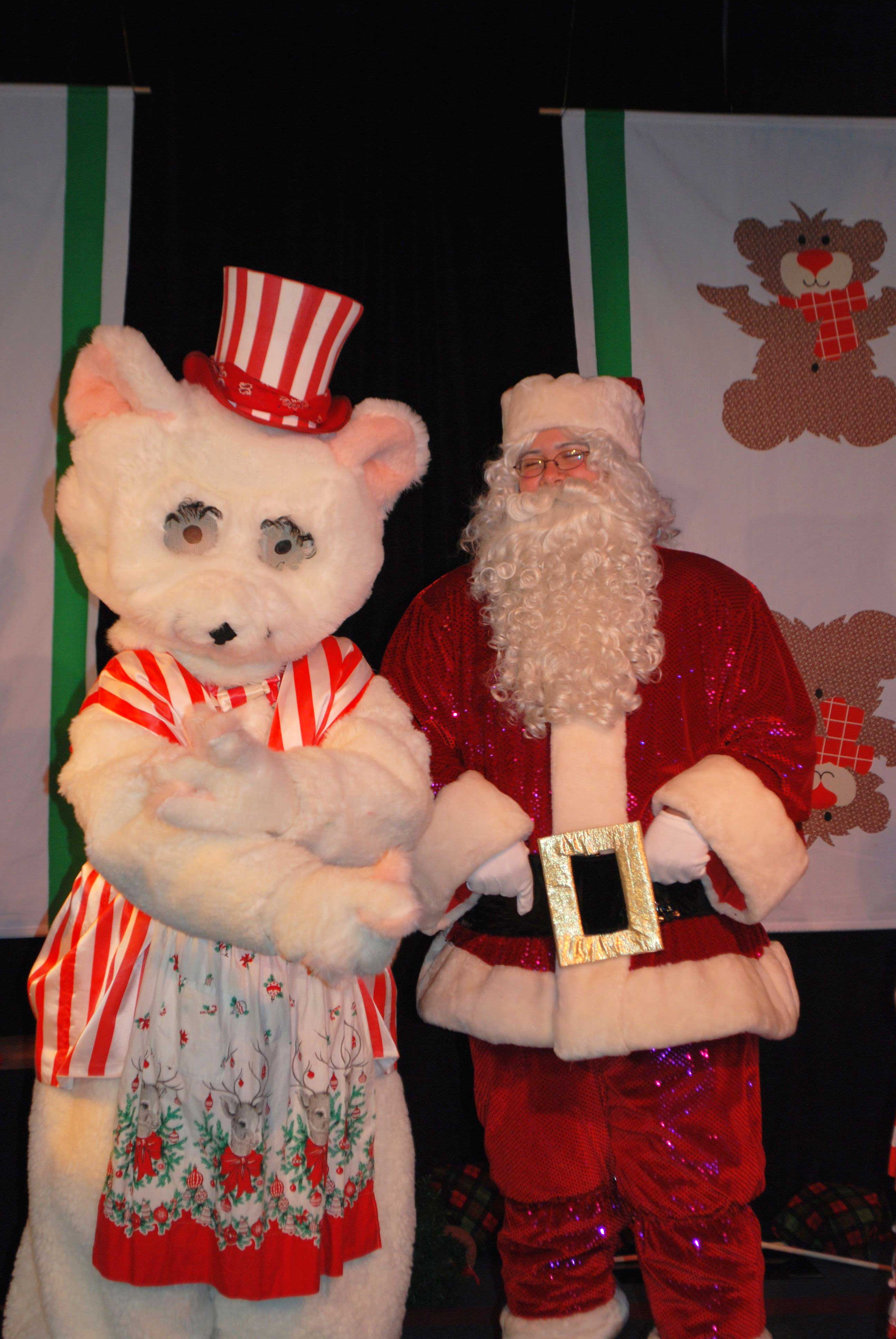 2012 Peppermint Bear at Lakewood Theatre Company