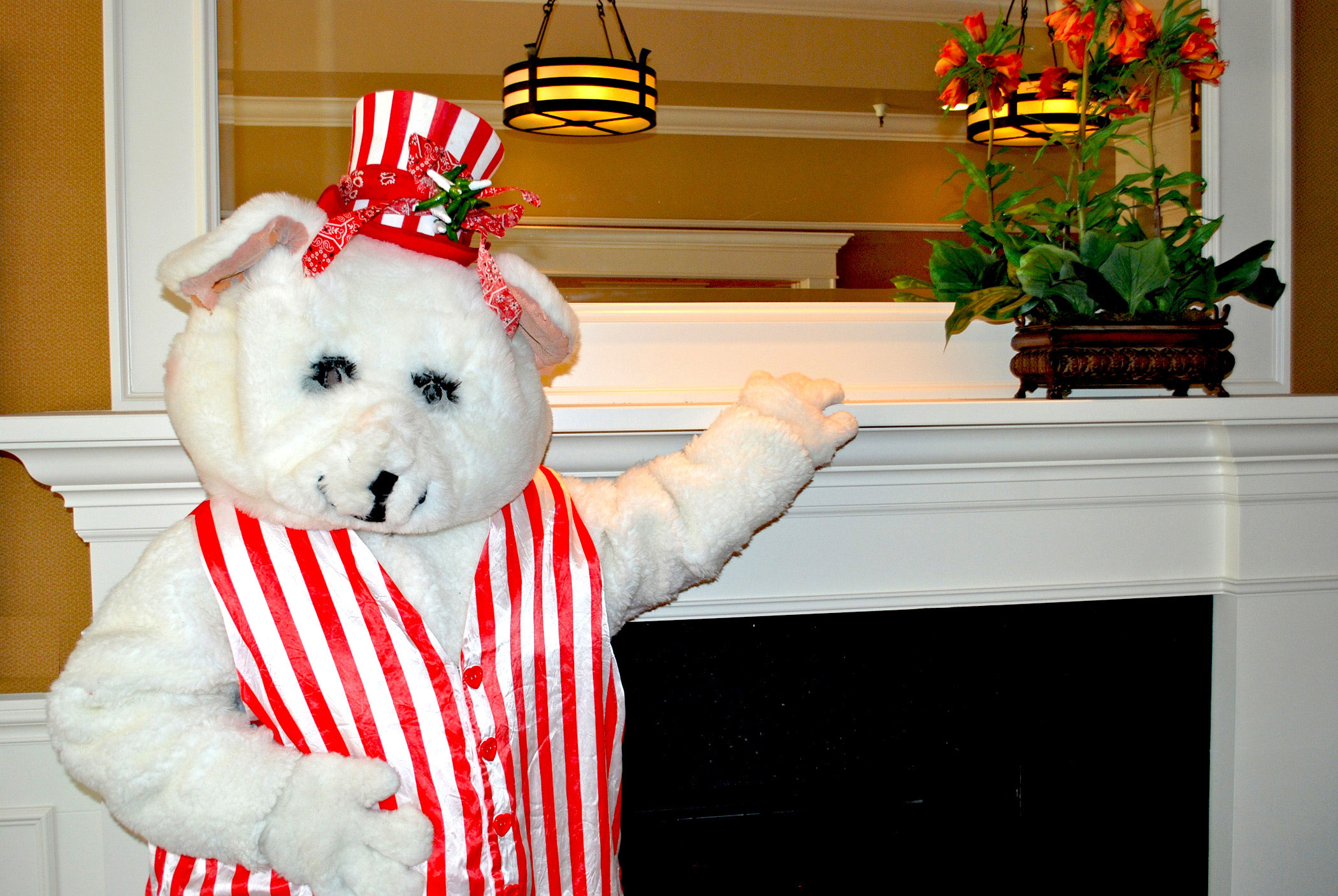 2013 Peppermint Bear at Lakewood Theatre Company