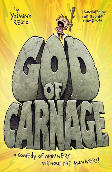 God of Carnage at Lakewood Theatre Company March 3 - April 9, 2017