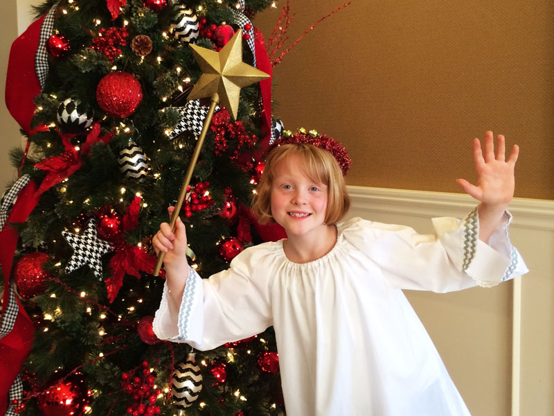 best christmas pageant ever 2015 lakewood theatre company - Best Christmas Pageant Ever Play