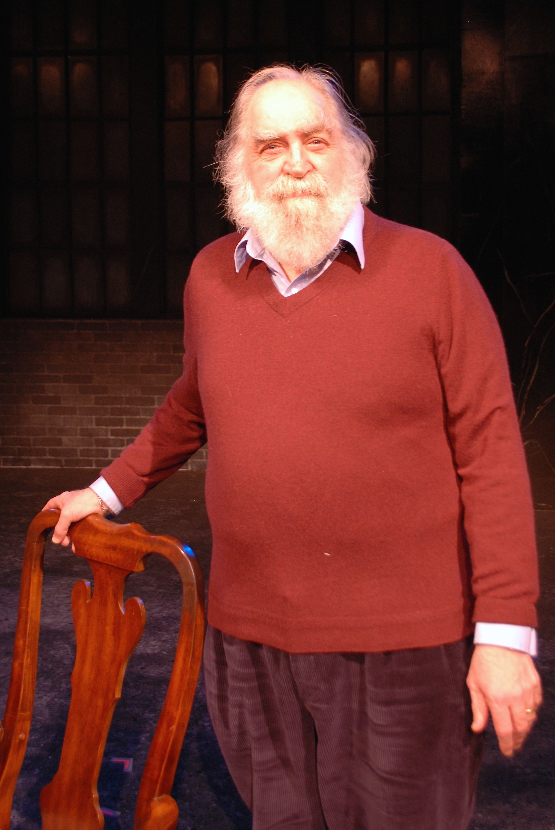 Ron Lee, playwright, Under the Yew Tree