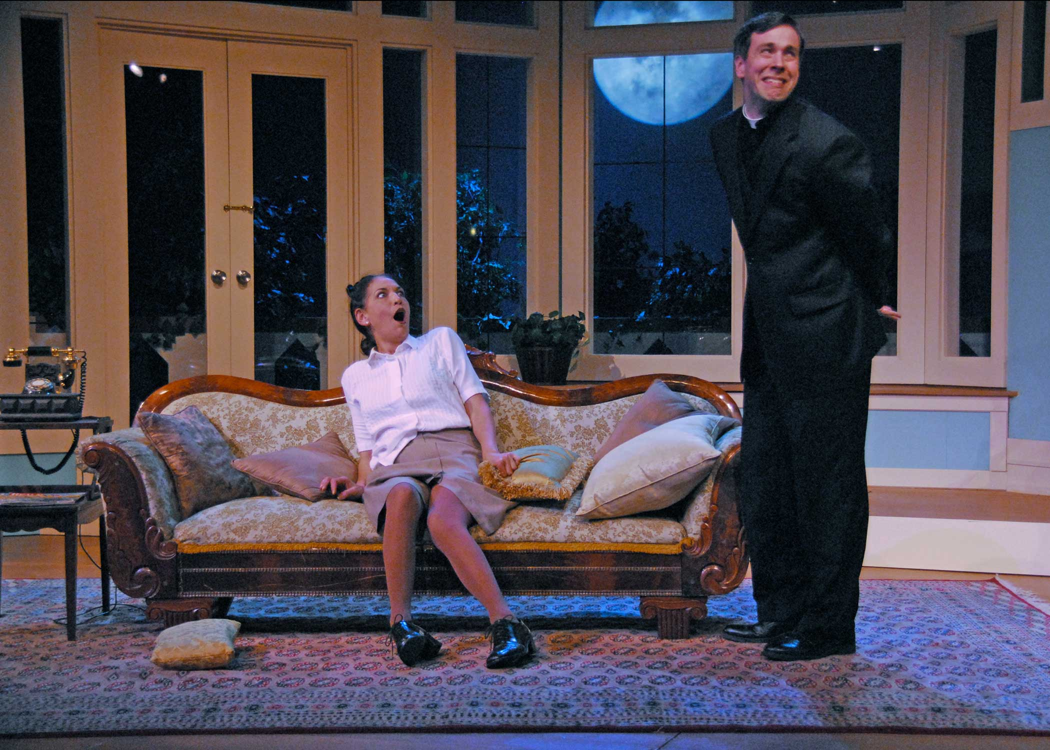 See How They Run at Lakewood Theatre Company