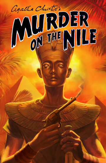 Murder on the Nile at L:akewood Theatre Company
