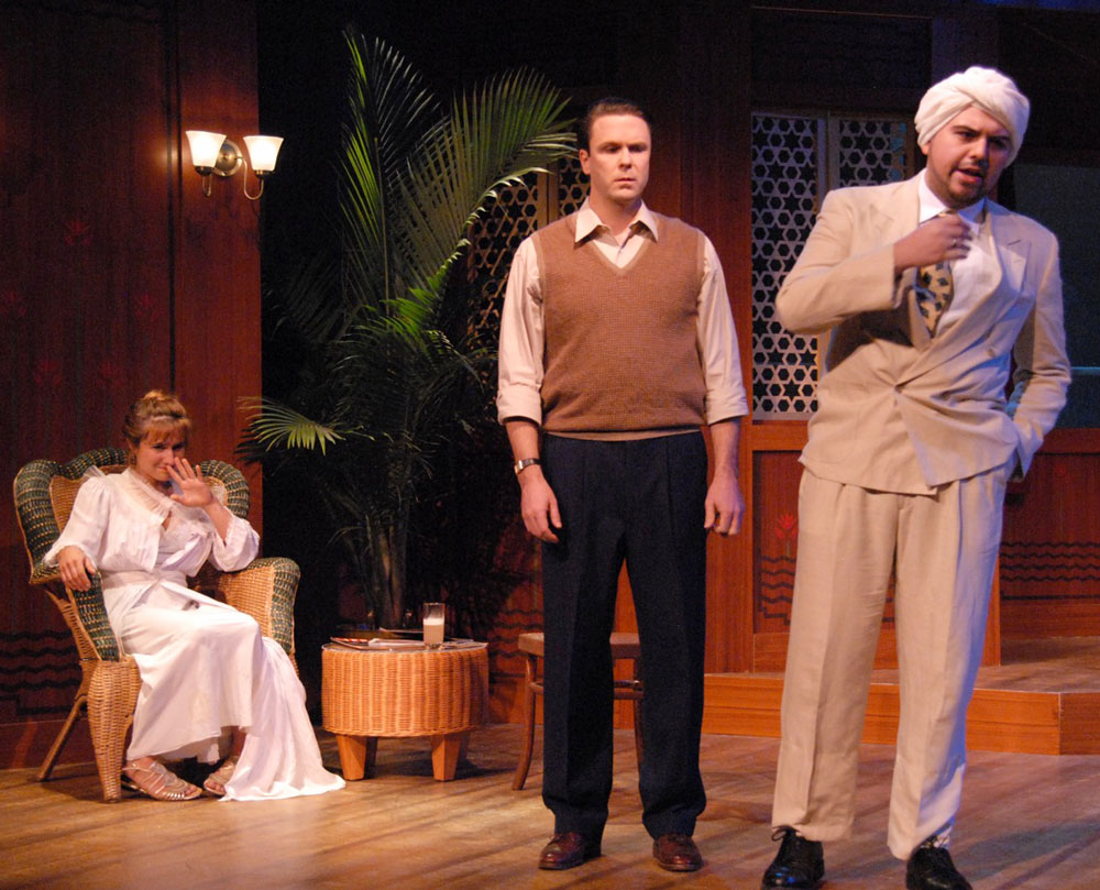 Murder on the Nile at Lakewood Theatre Company