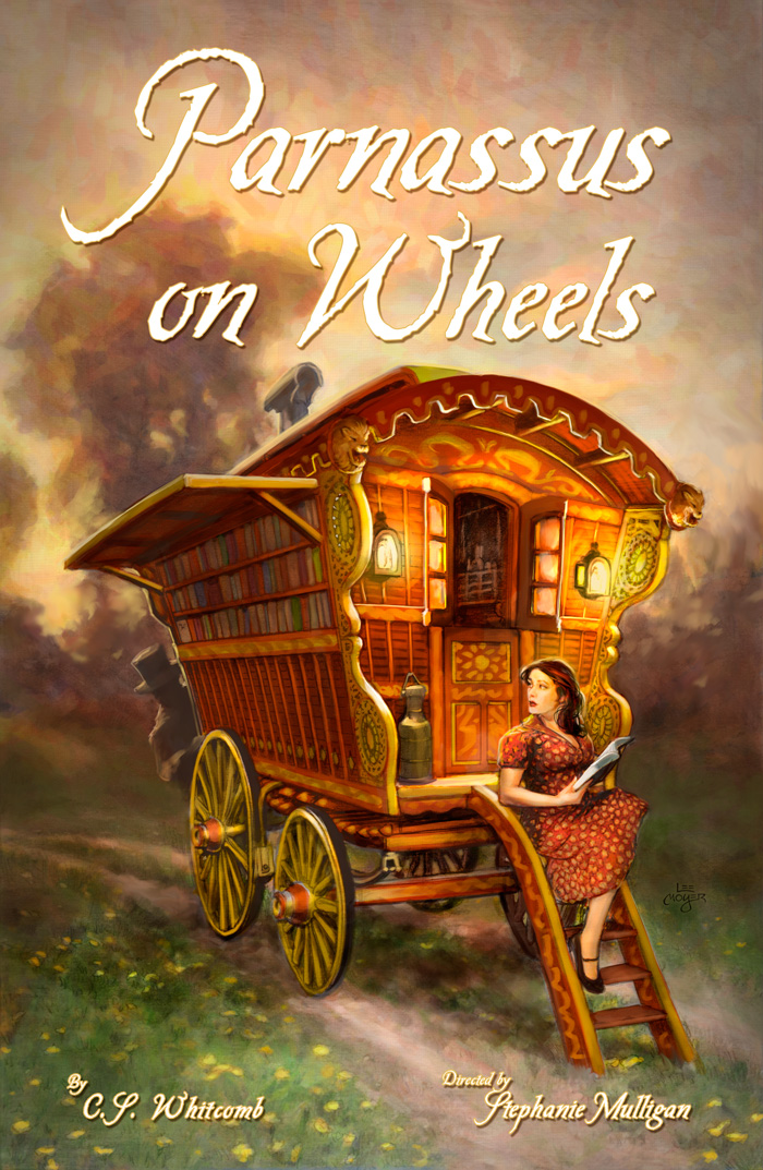 Parnassus on Wheels at L:akewood Theatre Company