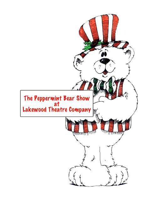 Peppermint_Bear 2012 at Lakewood Theatre Company