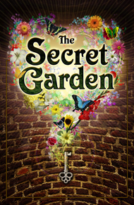 Secret Garden logo at Lakewood
