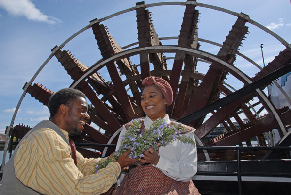 Show Boat, May 2 - June 8, 2014, Lakewood Theatre Company