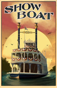 Show Boat at Lakewood Theatre Company, May 2 - June 8, 2014