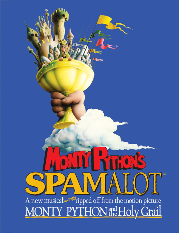 Spamalot to premiere at Lakewood Theatre Company