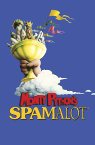 Spamalot at Lakewood Theatre Company Sept. 6 - Oct. 13, 2013