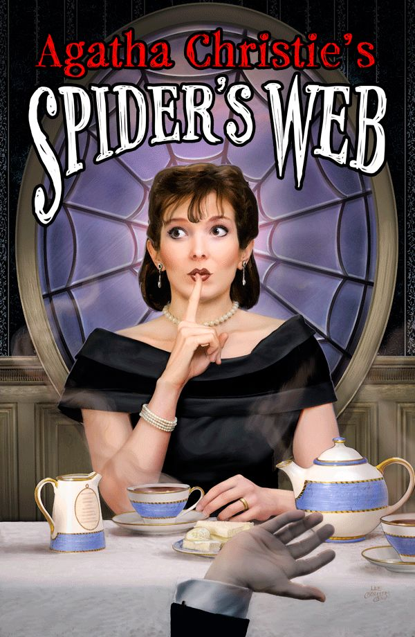 Spiders Web graphic