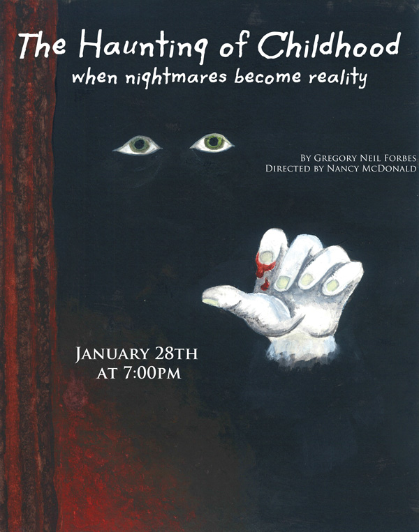 The Haunting of Childhood at Lakewood Theatre Company, Tues. Jan. 28, 2014