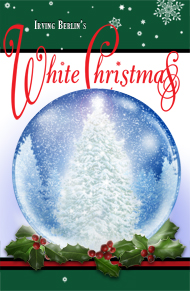 White Christmas logo at Lakewood