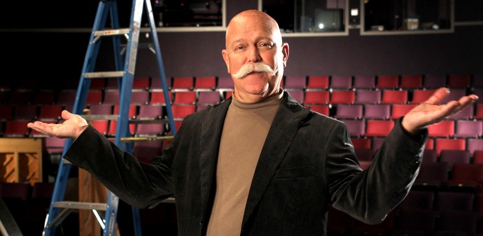 Will Vinton at Lakewood Theatre Company, March 24 & 25, 2014