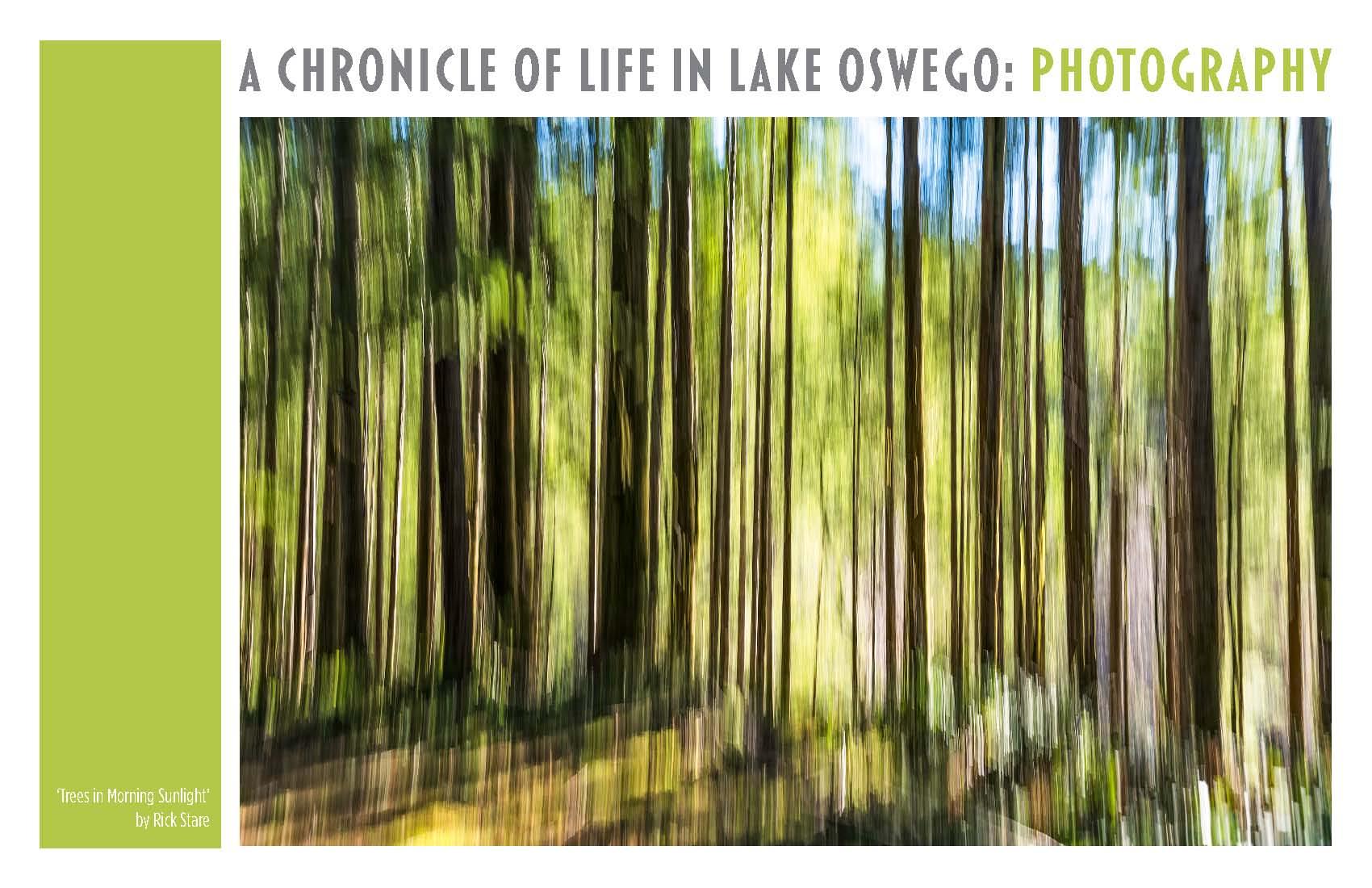 A Visual Chronicle of Lake Oswego 2017