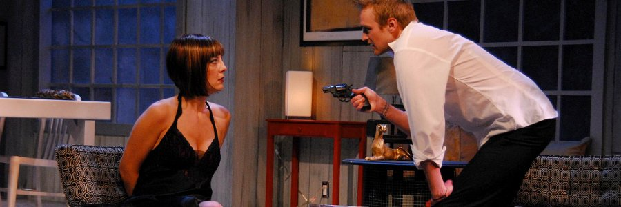 Deadly Murder at Lakewood Theatre Company