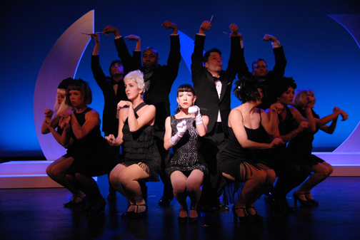 The Frug in Sweet Charity at Lakewood Theatre Company