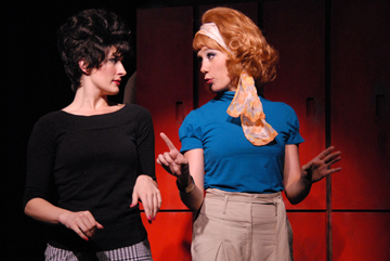 Girlfriends in Sweet Charity at Lakewood Theatre Company
