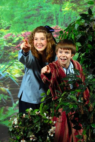 The Secret Garden at Lakewood Theatre Company