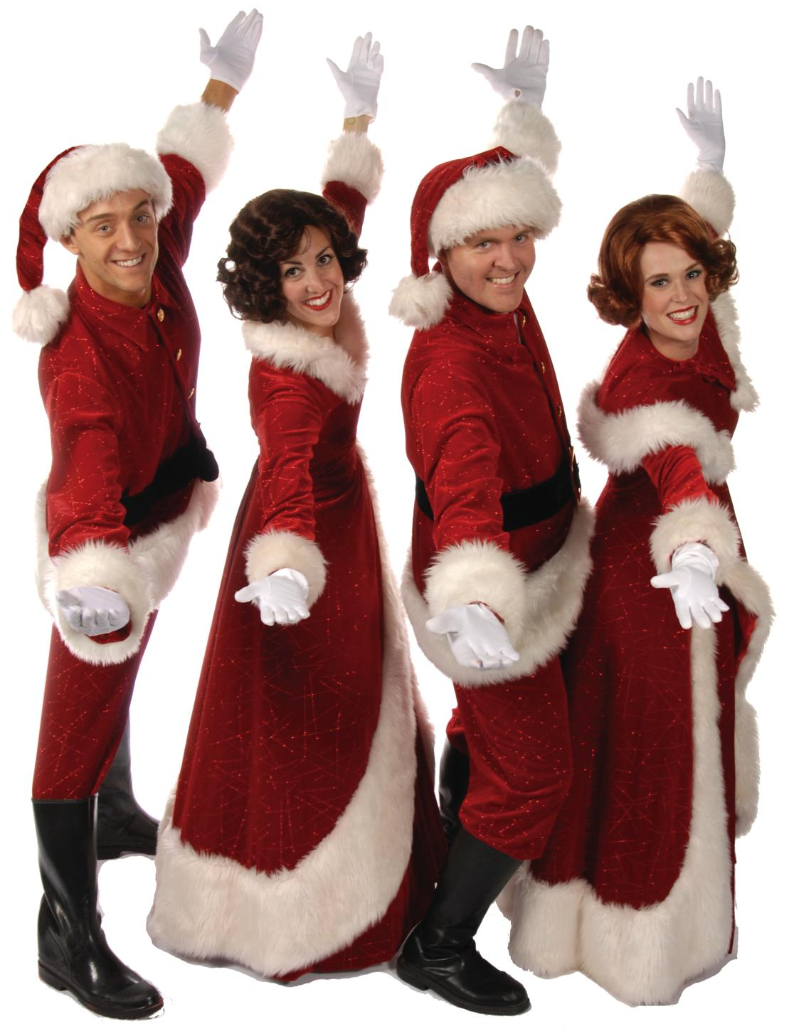 White Christmas at  Lakewood Theatre Company